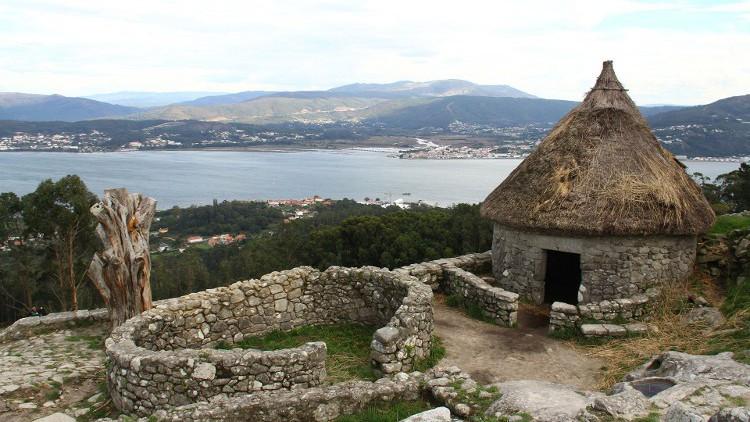 Monte de Santa Tecla (Castro de Santa Trega)