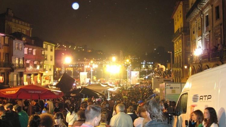 Festa Popular de São João - Porto