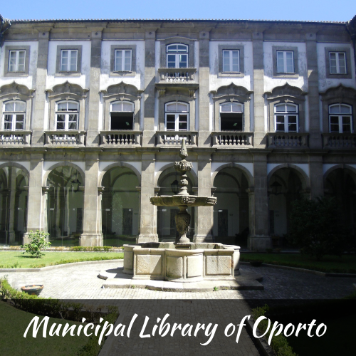 Municipal Library of Oporto