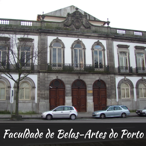 Faculdade de Belas-Artes do Porto